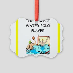 water polo Ornament