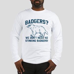 badgers3 Long Sleeve T-Shirt