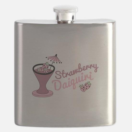 Strawberry Daiquiri Flask