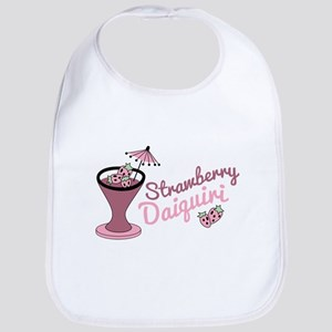 Strawberry Daiquiri Bib