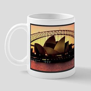 Sydney Opera House Mug
