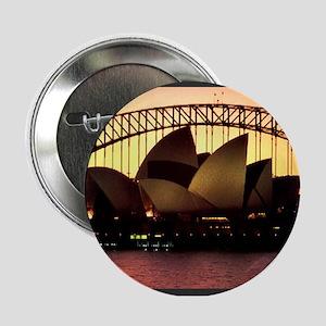 Sydney Opera House Button