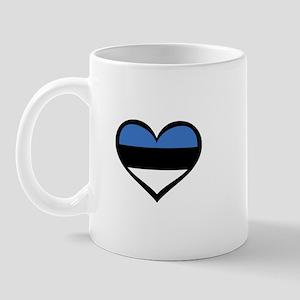 Estonia Love Mug
