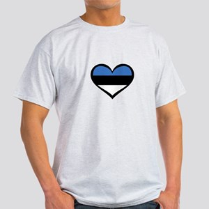 Estonia Love Light T-Shirt