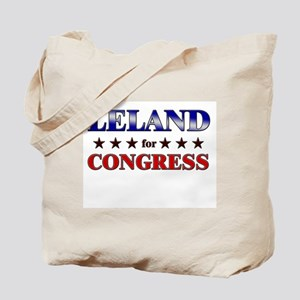 LELAND for congress Tote Bag