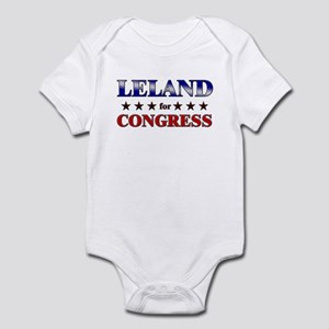 LELAND for congress Infant Bodysuit