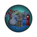 """Vancouver Canada Souvenir 3.5"""" Button (100 pack)"""
