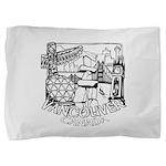 Vancouver Canada Souvenir Pillow Sham