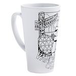 Vancouver Canada Souvenir 17 oz Latte Mug