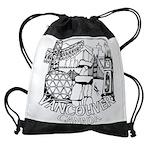 Vancouver Canada Souvenir Drawstring Bag