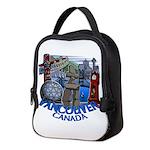 Vancouver Canada Souvenir Neoprene Lunch Bag