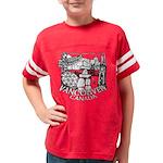 Vancouver Canada Souvenir Youth Football Shirt