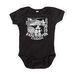 Vancouver Canada Souvenir Baby Bodysuit