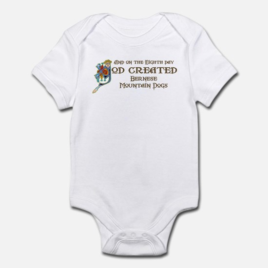 God Created Berneses Infant Bodysuit
