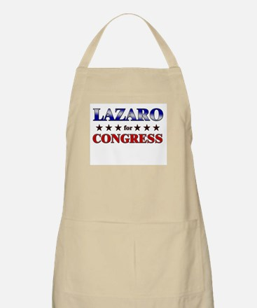LAZARO for congress BBQ Apron