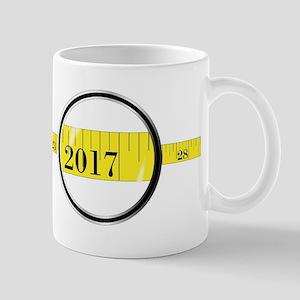 Tape Measure 2017 Mugs