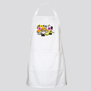 Licorice Allsorts BBQ Apron