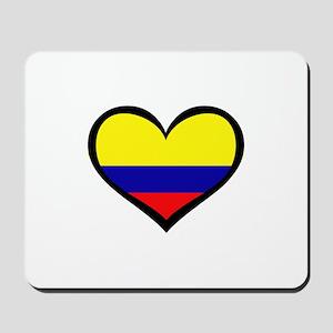 Colombian Love Mousepad