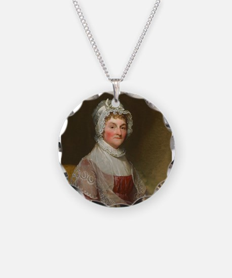 Abigail Smith Adams by Gilbe Necklace