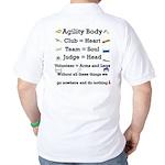 Agility Body Golf Shirt