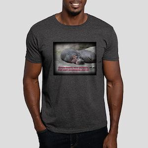 Hippos are beautiful! Dark T-Shirt