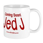 Coming Soon! Jed J 11 oz Ceramic Mug