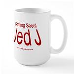 Coming Soon! Jed J 15 oz Ceramic Large Mug