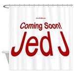 Coming Soon! Jed J Shower Curtain