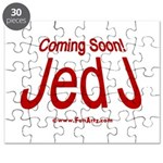 Coming Soon! Jed J Puzzle
