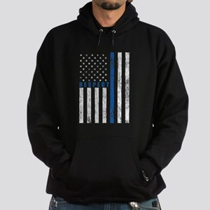 Respect Policemen Hoodie (dark)