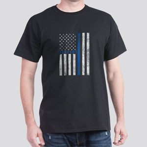 Respect Policemen Dark T-Shirt