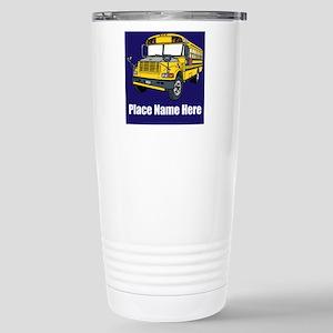 School Bus Travel Mug