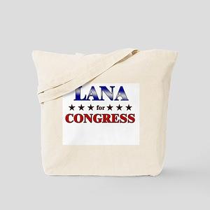 LANA for congress Tote Bag