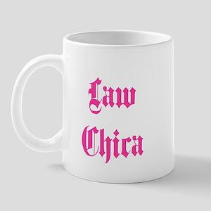 Law Chica Mug