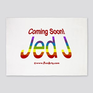 Coming Soon! Jed J 5'x7'Area Rug