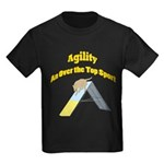 Over the Top Agility Kids Dark T-Shirt