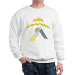 Over the Top Agility Sweatshirt