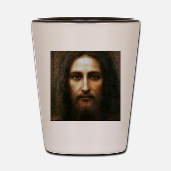 Funny Christ Shot Glass