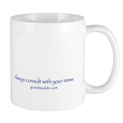 Consult Your Muse Mug