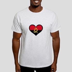 Angola Love African Light T-Shirt