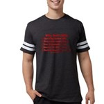 Smarter OS needs Mens Football Shirt