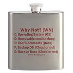 Smarter OS needs Flask