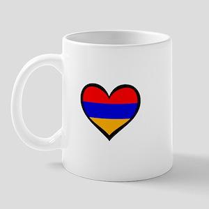 Armenia Love Mug