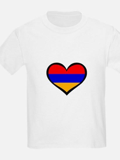 Armenia Love T-Shirt