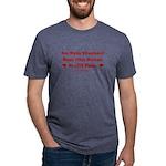 No Live Music Filter Mens Tri-blend T-Shirt