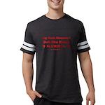 No Live Music Filter Mens Football Shirt