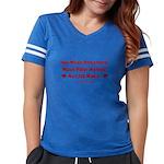 No Live Music Filter Womens Football Shirt