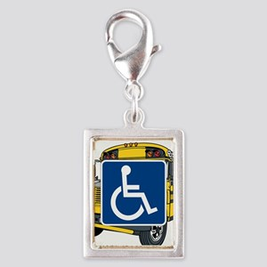 Handicapped School Bus Charms