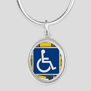 Handicapped School Bus Necklaces