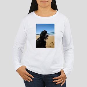 Portuguese Water Dog Women's Long Sleeve